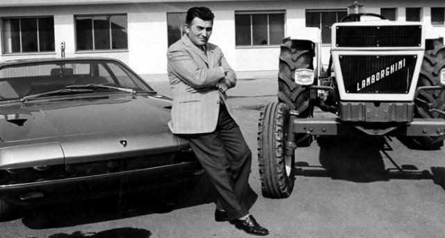 Lamborghini, una leggenda!