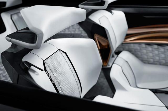Fractal: coupé elettrica del futuro!
