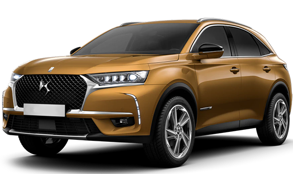 DS 7 Crossback DS 7 Crossback BlueHDi 130 aut. Grand Chic