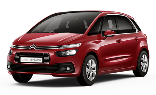 Modello Citroen C4 SpaceTourer BlueHDi 2.0 160CV EAT8 Shine