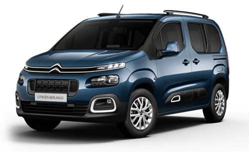 Modello CITROEN Berlingo BlueHDi 1.6 100CV S&S Van M Club