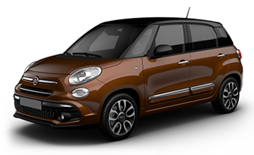 Modello FIAT 500L 1.3 95CV Dualogic Cross